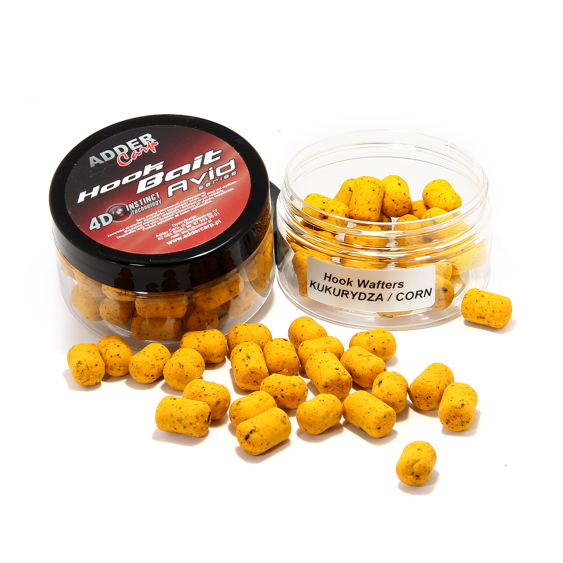 Hook WAFTERS DUMBELL AVID 10/14mm